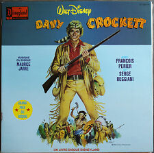 WALT DISNEY DAVY CROCKETT LP
