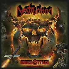 Destruction Under Attack   Patch/Aufnäher 602694 #
