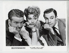"Lucille Ball / Gene Kelly / Red Skelton (Pressef '40er) - ""Du Barry Was a Lady"""