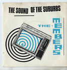 "Members - The Sound of the Suburbs 7"" Single 1979"