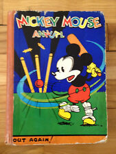MICKEY MOUSE ANNUAL UK EDITION