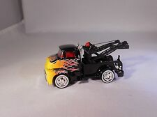 M2 1956 FORD C-500 TOW TRUCK WRECKER LIMITED HARD TO FIND FLAMES & RUBBER TIRES