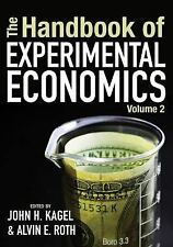 The Handbook of Experimental Economics, Volume 2, , Good Book
