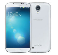 NEW Samsung Galaxy S 4 SGH-M919 16GB  White Frost (T-Mobile unlocked) Smartphone