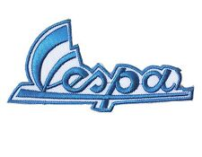 VESPA SCOOTER SEW IRON ON PATCHES #Free Shipping
