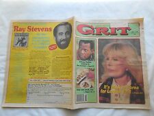 GRIT AMERICA'S FAMILY PUBLICATION-MAY 1-7,1988-LORETTA SWIT