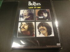 The Beatles - LET IT BE - DVD    Double  DVD Set   Quality Sound,Video