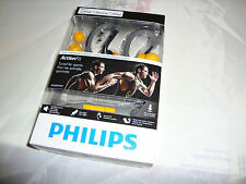 NEW PHILIPS SHQ3017 Action Fit Sport Earphones Headphones MIC iPhone Headset