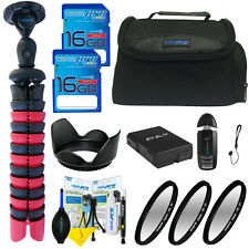 I3ePro Everything You Need Starter Kit for Nikon DSLR D5100 D5200 D5300 D5500