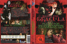Blood For Dracula / Flesh For Frankenstein - Uncut Double Feature -