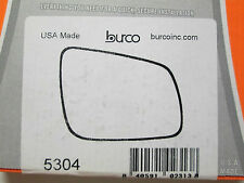 BURCO MIRROR GLASS # 5304 FITS 2008-2012 MITSUBISHI LANCER RIGHT PASSENGER SIDE