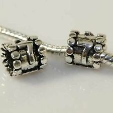 """""""Lucky Number 7"""" Beads Charm for Snake Chain Charm Bracelets"""