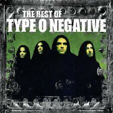 Best Of Type O Negative - Type O Negative (2006, CD NIEUW) Explicit Version