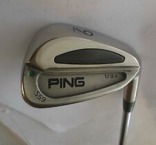 PING S59 Green Dot 9 IRON   Dynamic Gold S400 Stiff Steel Shaft, Lamkin Grip