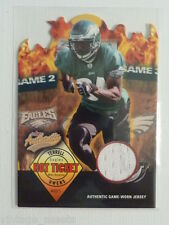 2004 Fleer Authentic TERRELL OWENS Hot Ticket Die Cut Jersey Patch HT-TO 159/460