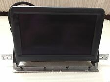 Audi A8 D3 MMI Screen And Motor Mechanism With Display Cover