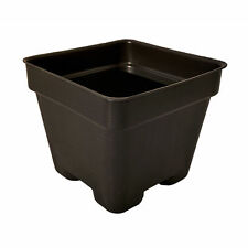 """25 3"""" Square Press Fit Pots for Seed Starting, Germination, Transplants, Cactus"""