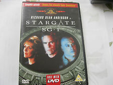 STARGATE SG 1 - Season 5 climatic finale - Revelations - DISC ONLY (DS3) {DVD}