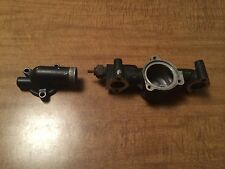 Arctic Cat Snowmobile Used Water Manifold and Heat Sensor 3003-779 '91-'00