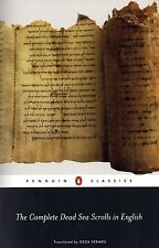 "TRANSLATED BY GEZA VERMES - ""THE COMPLETE DEAD SEA SCROLLS IN ENGLISH"" - 2004 PB"