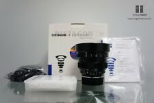Brand New Carl Zeiss Distagon T* ZM 15mm F/2.8 Lens for Leica M / EVIL