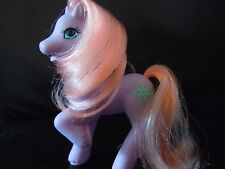 MY LITTLE PONY - G2 RARE  PETAL BLOSSOM (1997)