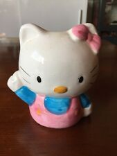 Hello Kitty Ceramic Coffee Mug Saucer Cup Super Cute