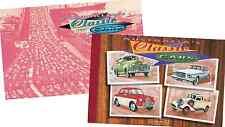 Australia Stamps 1997 Classic Cars Prestige Booklet + PO Pack