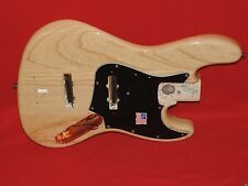 Fender 2011 USA Natural American Vintage 75 Jazz Bass Ash Body