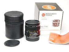 Leica Macro-Elmarit-R 60mm F2.8 11253 BOXED