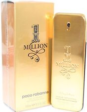 1 Million By Paco Rabanne 3.3oz Edt Spray For Men New In Box
