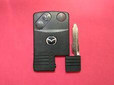 OEM Mazda Smart Card Key Remote 3B BGBX1T458SKE11A01 Key with Chip