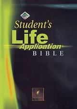 NEVER USED Student's Life Application Bible NLT Hardcover, Youth or Adult
