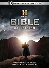 History Of The Bible DVD