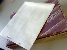 10 x TYVEK B4A-ENVELOPES POCKET PLAIN R1580 330 x 254mm `THE STRONGEST ENVELOPE`