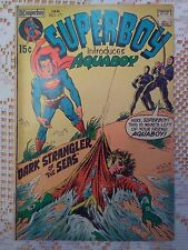 Superboy introduces Aquaboy #171 vintage comic