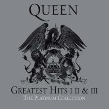 "Queen ""platinum collection"" 3CD-Box Greatest Hits I, II, III NEU 2011 remastered"