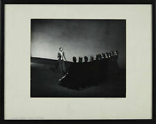 PHOTOGRAPHIE ORIGINALE DE B. MORGAN. M GRAHAM. PROVINCIAUX AMÉRICAINS.1935.