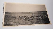 Foto - Gruppe Soldaten - Pause - Gewehr - K98 - Soldat - Uniform - 2. Weltkrieg