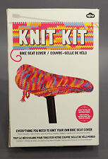 Knit Kit Bike Seat Cover - Louise Butt Designs - Cycling | Saddle | Yarn | NPW