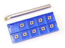 95 ° bohstange s08h sclcr 06 +10 ccmt 060204-hm p10-p30 placa simple para acero