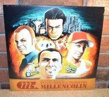 MILLENCOLIN - Pennybridge Pioneers Limited Import BLACK VINYL Printed Sleeve NEW