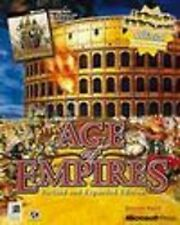 Trotter, William H. Microsoft Age of Empires: Inside Moves Very Good Book