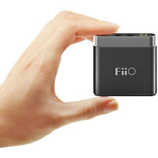 FiiO A1 Portable Headphone Amplifier (Black)