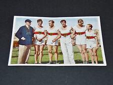 LOS ANGELES 1932 J.O. OLYMPIC GAMES OLYMPIA AVIRON SPREMBERG MEYER HOECK ELLER