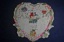 Victorian Valentines Day Card by Whitney, Worcester Mass