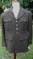 15th Army Air Corp Military Uniform Dec 1944 w/Jacket, no Pants or Belt sz 38S