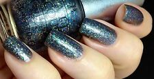 NEW! OPI DS TITANIUM NAIL POLISH Lacquer ~ full size ~ Charcoal Shimmer
