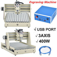 3 Axis 3040 Mini CNC Milling Machine Engraving USB engraver DIY Router Kit Wood
