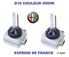 2 AMPOULES XENON D1S ALFA ROMEO 159  2006- 35W 6000K NEUF
